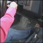 Karla Cranking Barefoot – #113