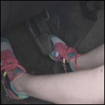 Annette Cranks Some Cars in Sneakers – #114