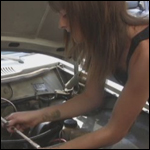 Kas Cranking & Tinkering with the Volvo, 4 of 4