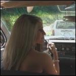 Miley & Riley Drive the 1961 Cadillac