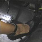Tiffany Taking Hubby's Car – #71
