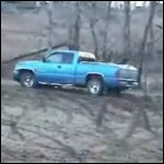 Baby Doing Donuts & Gets Stuck