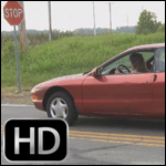 Bree Stalled at a Stop Sign