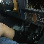 Coco Chanel Driving the Caddy in Boots, 3 of 4