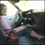 Kristen Revving Torino in Pink Boots