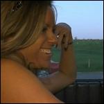 Reese Driving the Blazer & Goofing Around