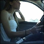 Ella Driving Open Toe High Heels
