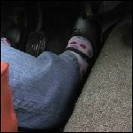 Jeanell Getting More Stick Shift Lessons, 1 of 3