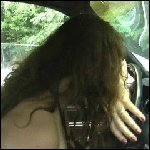 Jeanell Flooded Cranking & Driving in Wedge Heels, 2 of 2