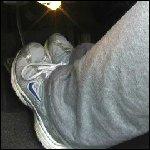 Lee Brake Failure in Sneakers