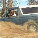 Mustang Sally Stuck in the Bronco