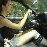 Nicole Revving in Knee-high Socks, 2 of 2