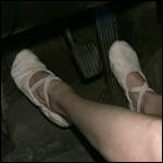 Raven Cranking in Ballet Slippers – #69