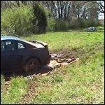 Lee & Scarlet Get Both Their Mustangs Stuck in Mud