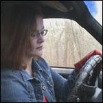 Scarlet Cold Cranking the Camaro