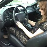 Mustang Sally Revving Barefoot