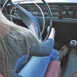 Cassandra & Scarlet Cranking the Volvo – #208