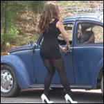 Kimberly Heart Cranking the Bug – #187
