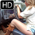 Rockell Starbux Pedal Pumping Cars in Moccasin Boots