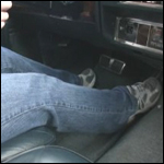 Scarlet Driving the New Caddy in Sneakers, 2 of 2