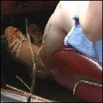 Scarlet Stuck in Wedge Sandals