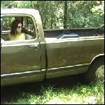 Scarlet is Stuck in the Dodge Ram Diesel