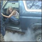 Tremble Offroading & Gets Stuck