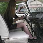 Cassandra Cranking VW Bus – #262