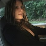 Vixen Driving & Revving the Valiant in the Rain