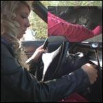 Barbie Rocker Girl Can't Start Boyfriend's Car