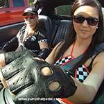 Damara & Tiffany Roadtest Their Costumes, 2 of 2