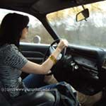 Nyxon Driving the Coronet in Flat Tan Boots, 2 of 2
