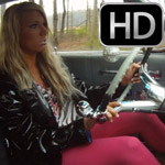 Barbie Driving the Cadillac in Hot Pink Pumps – 4 of 4