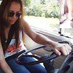 Tiffany Driving the Bus – #274
