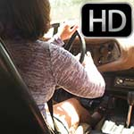 Audrey Cranks, Drives & Stalls in the Camaro – #280