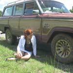 Vivian Ireene Pierce Brake Failure in the Jeep – #346