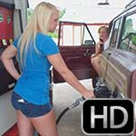 Ellie Mae & Queen Red Make a Gas Run in Sneakers, 2 of 2