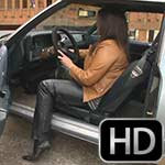 Veronica Pedal Pumping in Leather & Boots