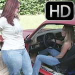 Cassandra & Scarlet Crank the Camaro – #341