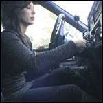 """Hana Cranking the Caddy in Boots, """"Let's Go Out"""""""