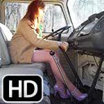 "Vivian Ireene Pierce in ""Daphne's Cold Start of the Bus"""