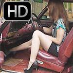 Madalynn Raye Cranking the Jeep – #361