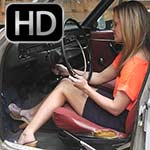 Reese Cranking the Volvo – #395