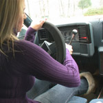 Barbie Cranking & Driving in her Uggs, 2 of 2