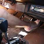 Dirty Diana Drives the Camaro – #503