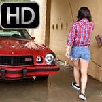 Damara Cranking the Camaro – #545