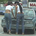 Christal & Gianna Have a Bad Day in the Monte Carlo, 1 of 2