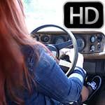 Scarlet Cranking the Camaro – #610