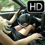 Brooke Driving the Camaro SS – #609