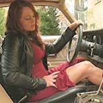 Dirty Diana Revving the Camaro – #376